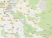 Route Dessau nach Magdeburg