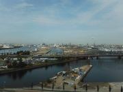 Hamburg from hotel
