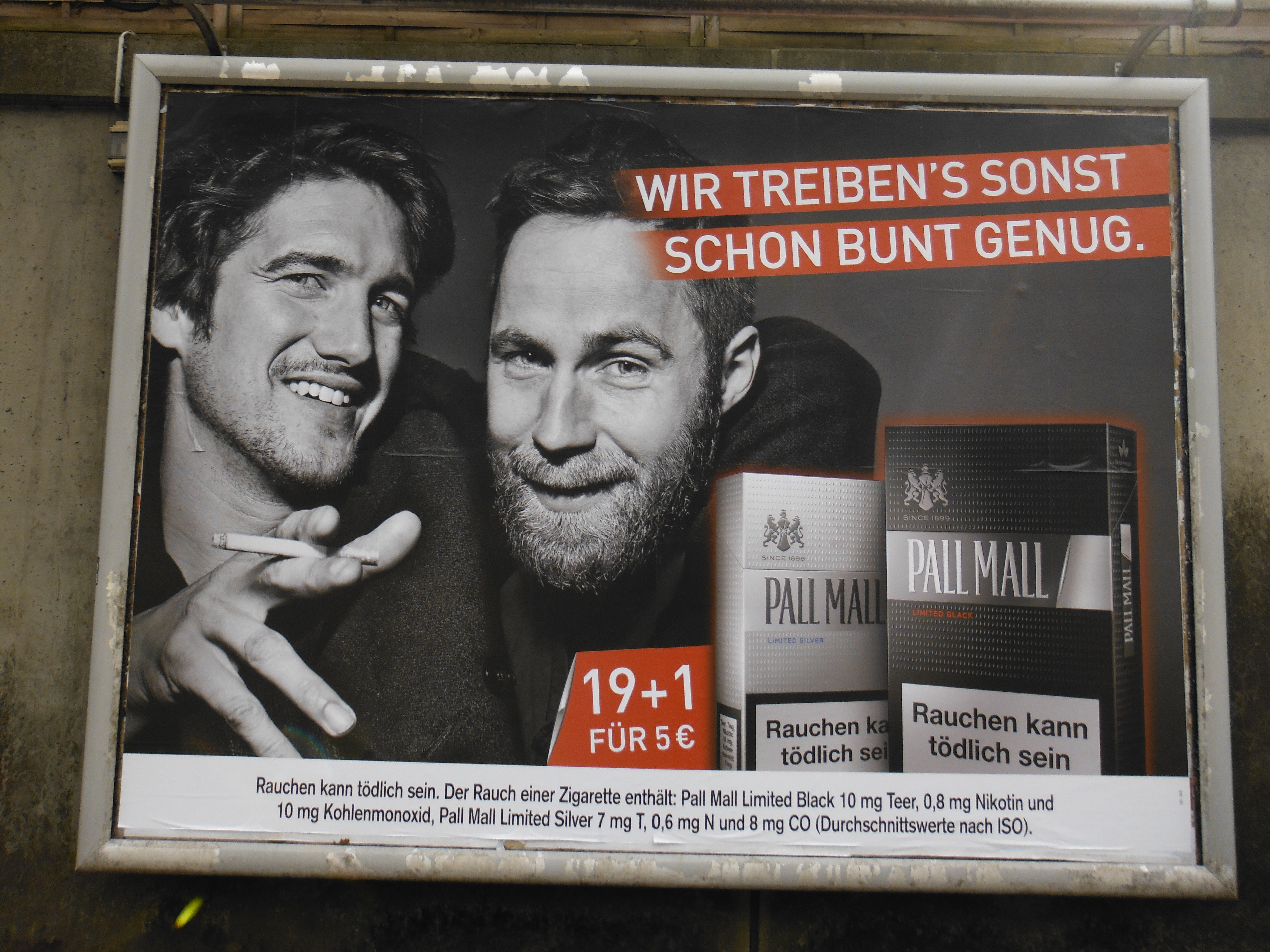 changes in cigarette advertistments since the 20th From plain packaging to no more 10 packs, here's what's changed in 2017  there was a 316% increase in smokers buying online from social media and websites advertising cheap illegal tobacco.